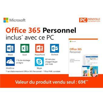 f123f4f3f81616 -66€10 sur Pack Fnac PC Hybride Asus VivoBook Flip TP401MA-BZ031TS 14
