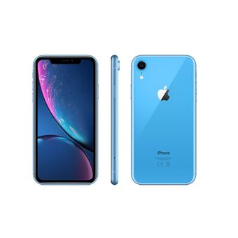 Apple Iphone Xr 128 Go 6 1 Bleu Smartphone Achat Prix Fnac