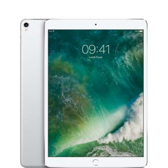 Apple iPad Pro 512GB WiFi + 4G zilver 10.5 ""