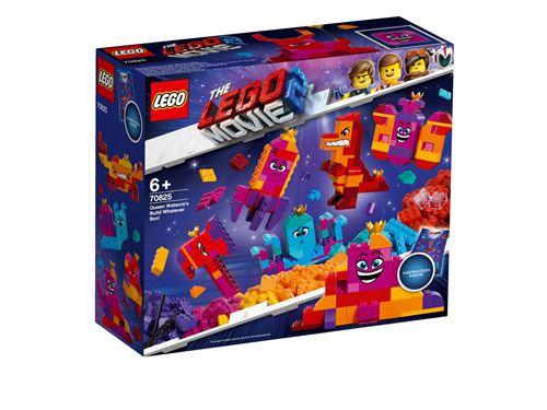 LEGO® The Lego® Movie 2™ 70825 La boîte à construire de la Reine Watevra ! La Grande Aventure LEGO 2