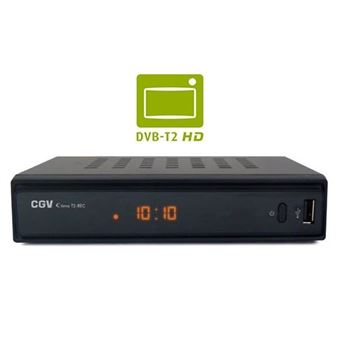 Récepteur CGV DVBT-2 HEVC Noir