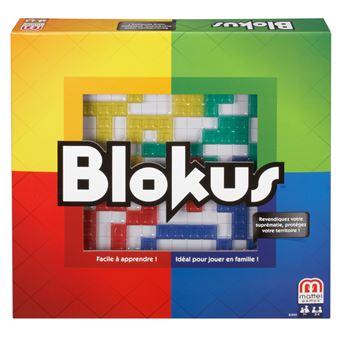 Jeu de stratégie Mattel Blokus