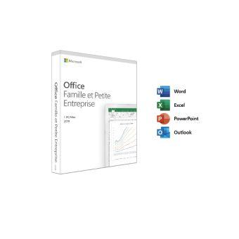 Microsoft Office Home en Klein Bedrijf 2019 - 1 PC of Mac