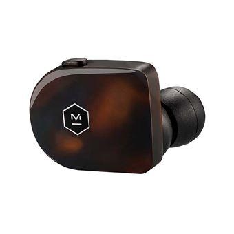 Master & Dynamic MW07 True Wireless Oortelefoons Bruin