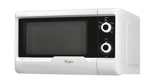 Micro-ondes et gril Whirlpool MWD120WH 800 W Blanc