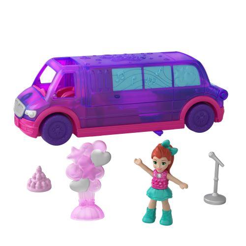 Poupée Polly Pocket Virée en limousine