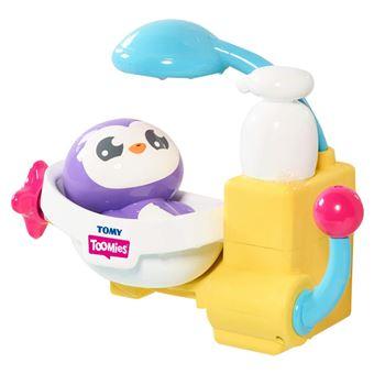 06c248812ed44 Jouet pour le bain Tomy Mon pingouin baigneur - Jouet pour le bain ...