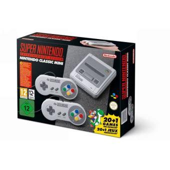Console Nintendo Classic Mini Super Nintendo
