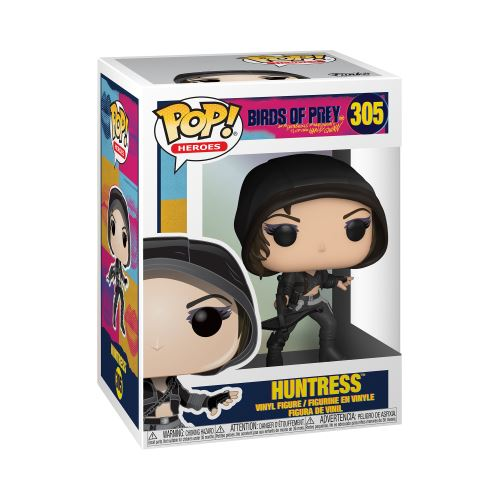 Figurine Funko POP Heroes Birds of Prey Huntress