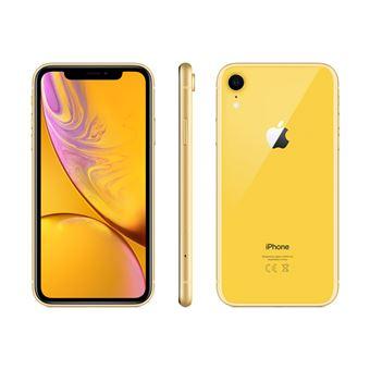 Photo de apple-iphone-xr-jaune-64-go