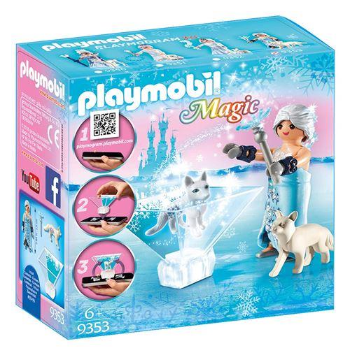 Playmobil Magic Le palais de Cristal 9353 Princesse des glaces