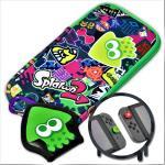 Hori Pack Hori Splat Splatoon 2 pour Nintendo Switch