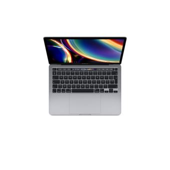Apple MacBook Pro 13'' Touch Bar 256 Go SSD 8 Go RAM Intel Core i5 quadricœur à 1.4 GHz Gris sidéral Nouveau