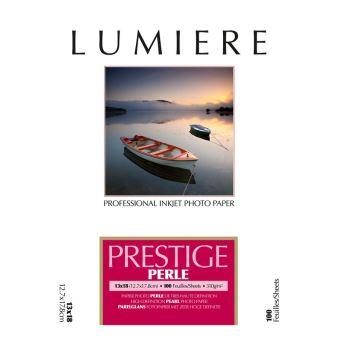 LUMIERE papier prestige 310gr rc perle 12,7 x 17,8 cm - 100 feuilles