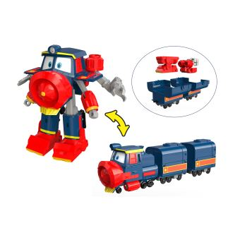 ROBOT trains Mini Véhicule de Rangement Engine 29 cm