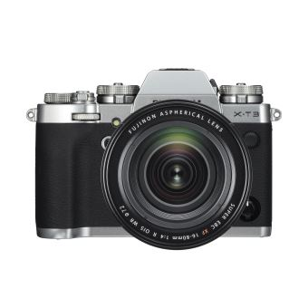 Appareil photo Hybride Fujifilm X-T3 Noir + Objectif XF 16-80 mm f/4 Argent