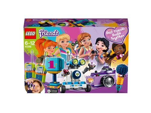 LEGO® Friends Heartlake 41346 La boîte de l'amitié