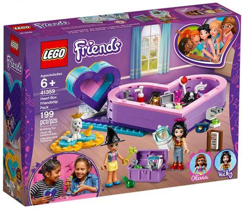 LEGO® Friends 41359 La boîte des cœurs de l'amitié