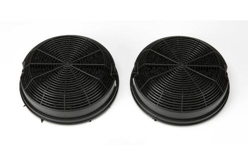 Boîte de 2 filtres à charbon actif anti-odeur pour hottes Proline F00479/1S
