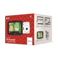 "Pack GPS TomTom Go Essential 5"" + Appareil photo Instax Mini 9"