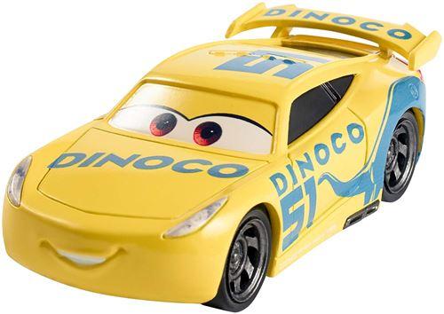 Voiture Disney Cars 3 Cruz Ramirez Dinoco