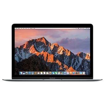 Apple MacBook 12'' 512 Go SSD 8 Go RAM Intel Core i7 bicœur à 1.4 GHz Gris sidéral