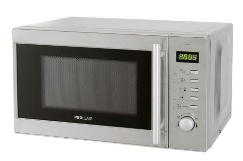 Micro-ondes et gril posable Proline GS200S 800 W Gris