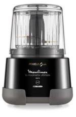 Hachoir électrique Moulinex Moulinette Ultimate DP810810 1000 W Noir