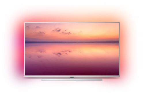 "108 cm (43""), TV LED 4K UHD, Smart TV, DVB-T/T2/T2-HD/C/S/S2"