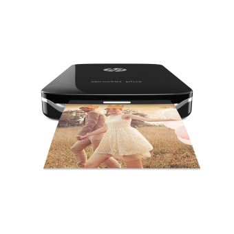 HP Sprocket Fotoprinter Plus Black