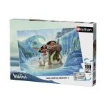 Puzzle 100 pièces Nathan Bienvenue chez Disney Vaiana