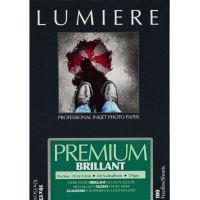 LUMIERE papier premium 270gr rc brillant 10 x 15 cm - 100 feuilles