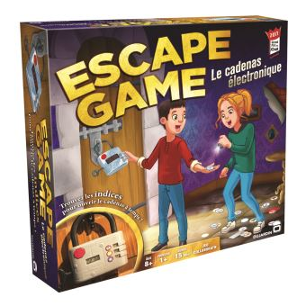 Jeu De Societe Dujardin Escape Game