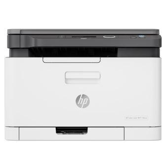 HP Color Laser MFP 178nw - Multifunctionele printer - kleur - laser - A4 (210 x 297 mm) (origineel) - A4/Letter (doorsnede) - maximaal 18 ppm LED - maximaal 18 ppm (printend) - 150 vellen - USB 2.0, LAN, Wi-Fi(n)