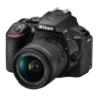 Nikon D5600 Reflex Camera  + Lens AF-P 18-55mm VR