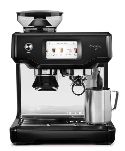 Machine à Expresso Sage The Barista Touch SES880BST4EEU1 1680 W Noir et Argent