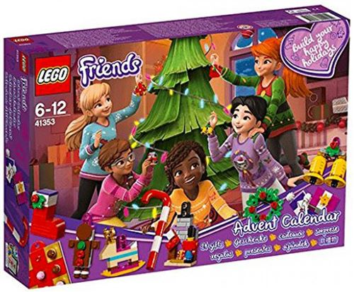 LEGO® Friends 41353 Le Calendrier de l'Avent Friends