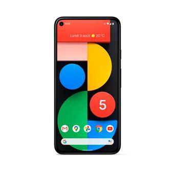 Smartphone Google Pixel 5 Simplement Noir 128Go 5G