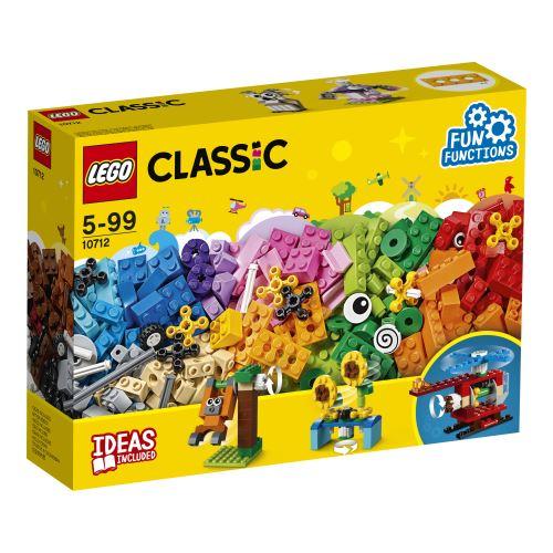 LEGO® Classic 10712 La boîte de briques et d'engrenages
