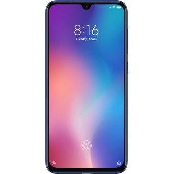 Smartphone Xiaomi Mi 9 SE Double SIM 64 Go Bleu Océan
