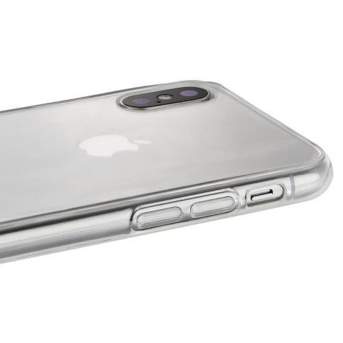 Coque de protection Qdos Fusion S pour iPhone X XS Transparent