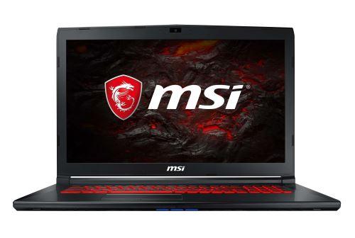 PC Portable MSI GL72M 7RDX-1404FR 17.3 Gaming