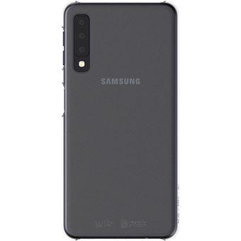 Coque rigide Samsung Transparent pour Galaxy A7