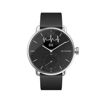 Montre connectée Withings Scanwatch 38mm Noir