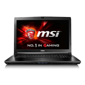 "PC Portable MSI GV72 7RD-1405FR 17.3"" Gaming"