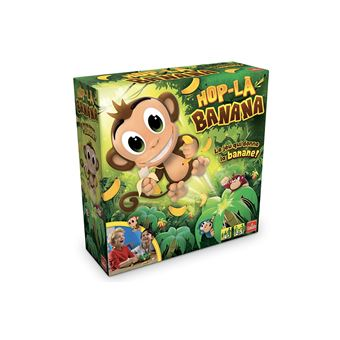 Jeu de société Hop-Là Banana Goliath