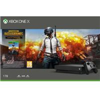 Console Microsoft Xbox One X 1 To Noir + PlayerUnknown's Battlegrounds PUBG