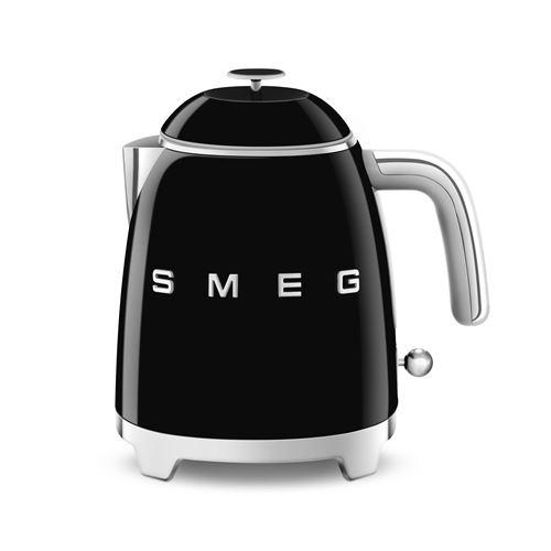 Mini Bouilloire Smeg KLF05BLEU 1400 W Noir
