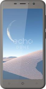 Smartphone Echo Dune Double SIM 16 Go Gris