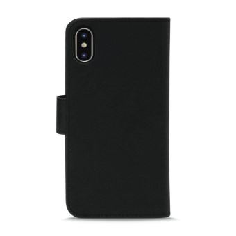 coque a rabat detachable iphone 8